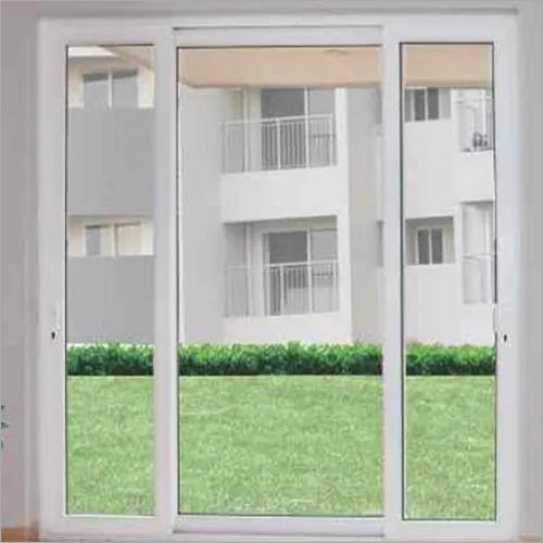 Horizontal UPVC Sliding Windows