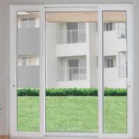 Horizontal UPVC Sliding Windows