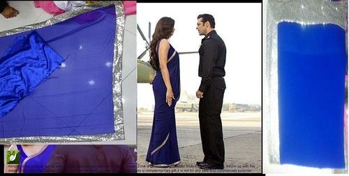 Fancy stylish saree
