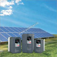 Solar AC Pump Inverter