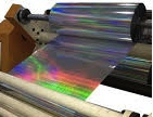 Rainbow Multi Laser Film