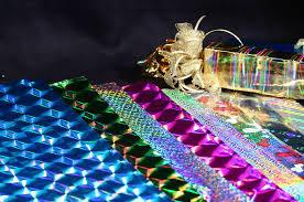 Prismatic Holographic Films