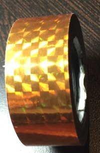 Prism Holographic Orange Tapes