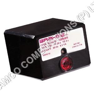 Brahma Burner Control Box