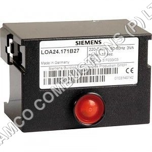 Siemens Oil Burner Controls