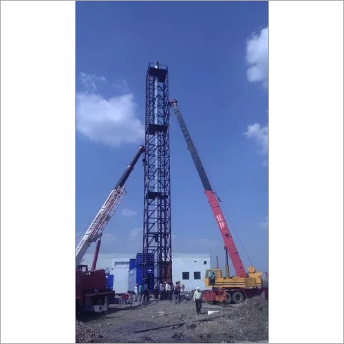 Heavy Crane On Hire
