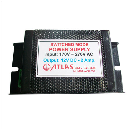 Industrial SMPS Power Supplies
