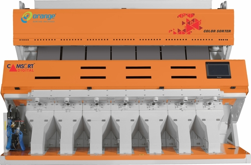 Dal Color Sorting Machine