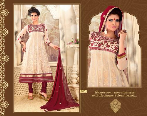 Designer Readymade Salwar Suits