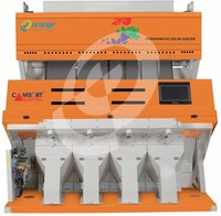 White Peas Color Sorting Machine