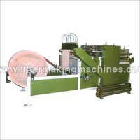 High Speed Rotary Pleating Machine