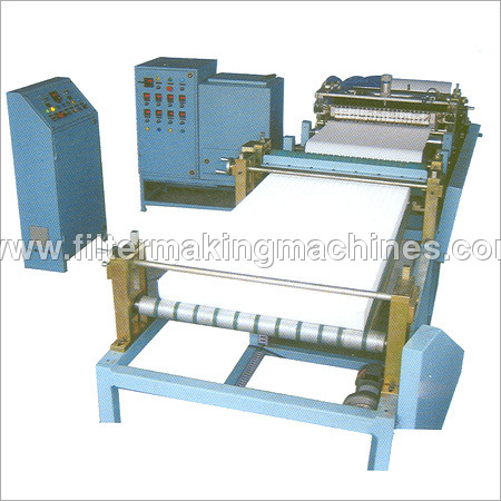 HEPA Mini Pleating Machine