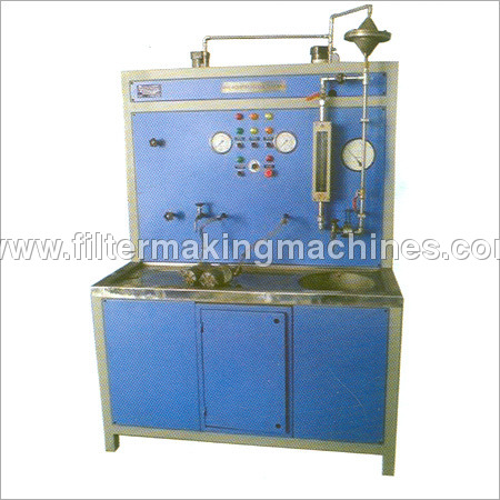 Fuel Filter Testing Equipment