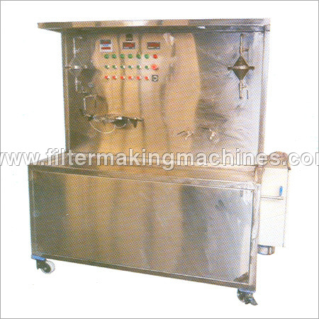 Particle Retention Testing Machine
