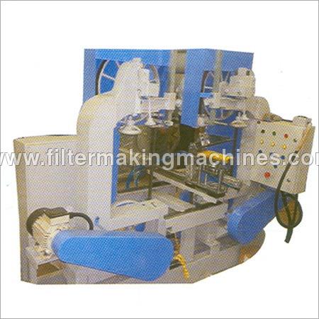Angular Pack Cutting Machine