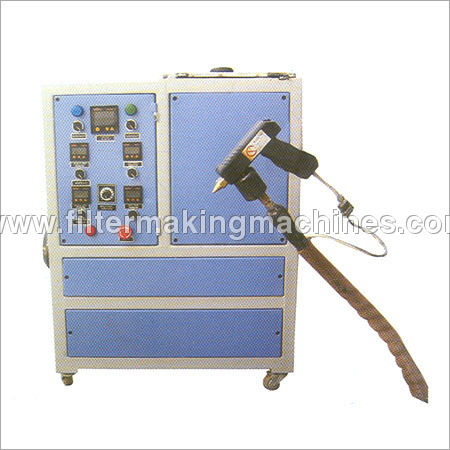 Manual Hot Melt Applicator Machine