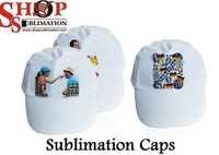 Sublimation Blank Cap