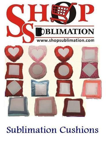 Sublimation Cushions