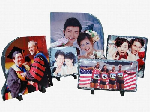 Sublimation Rock Photo Stones