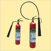 Carbon Dioxide Type Fire Extinguishers