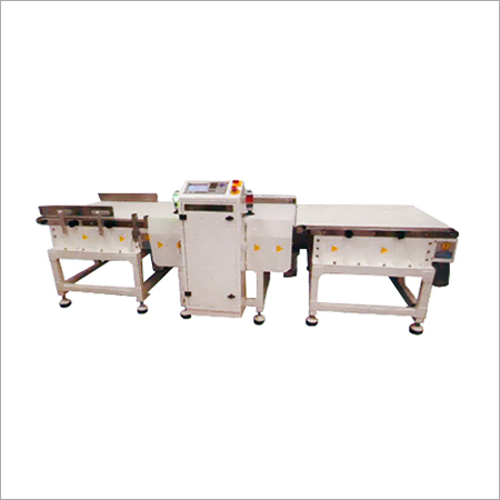 Shipper Cartoon Checkweigher