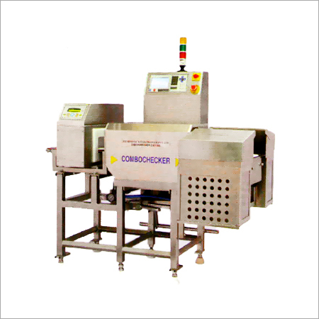 Checkweigher Metal Detector