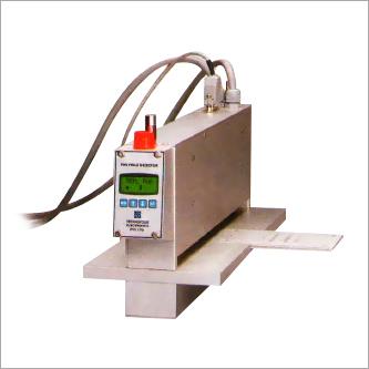Industrial Pinhole Detector