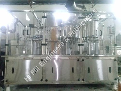 Rinser Filler Capper- 60 BPM