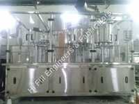 Rinser Filler Capper- 60 BPM