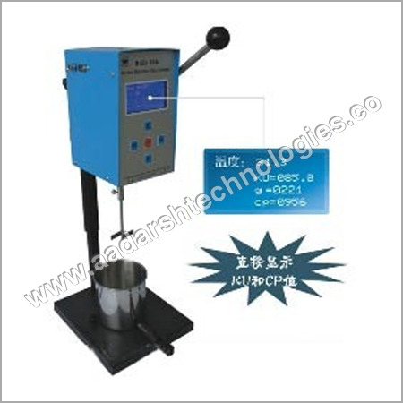 Viscosity Measuring Instruments