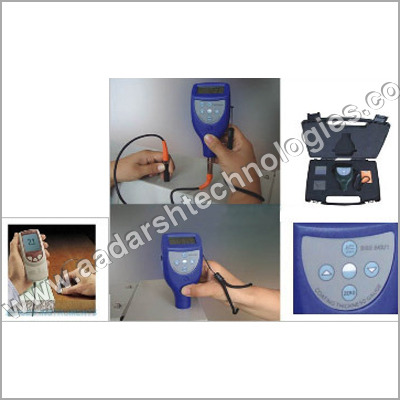 Dry Film Thickness Meter