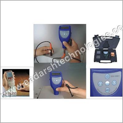 Dry Film Thickness Meter