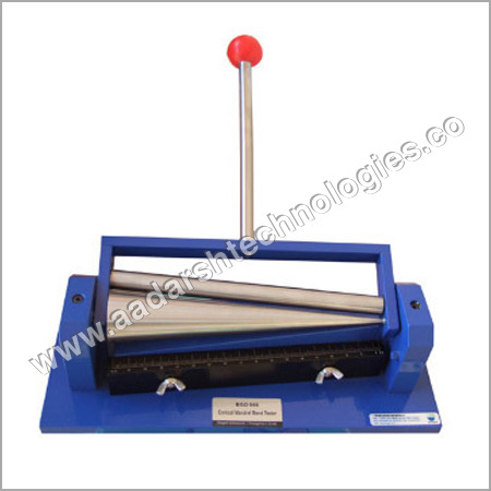 Conical Mandrel Bend Tester