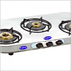 Domestic Three Burner Gas Stove