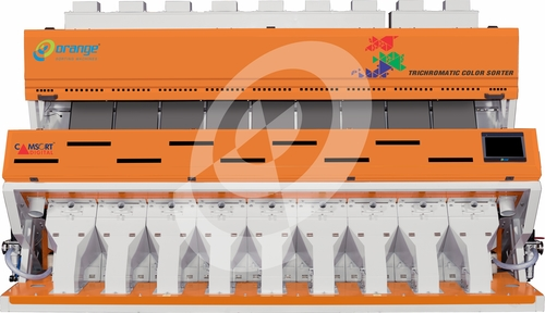 Pulses Color Sorting Machine