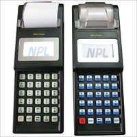 Retail Billing Machine
