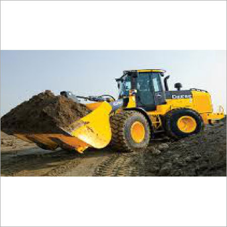 Wheel Loader Hire Service