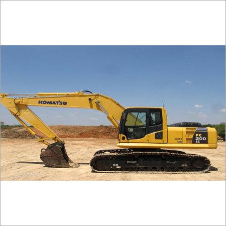 Digger Crane Rental Services