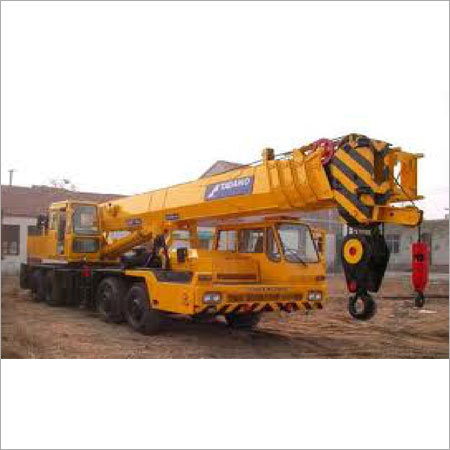 Crane Truck Rental Services