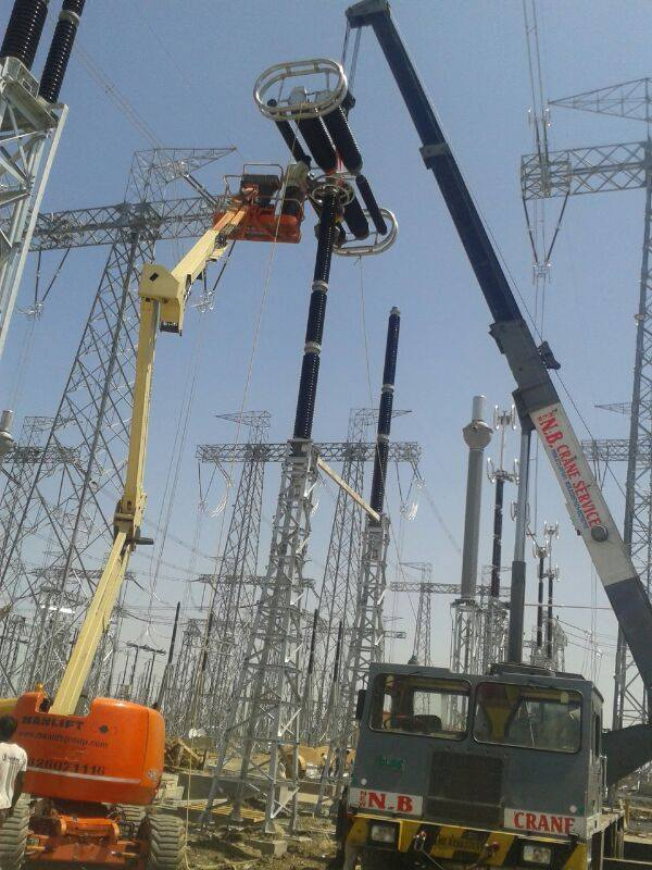 Boom Lift Crane Rental Services