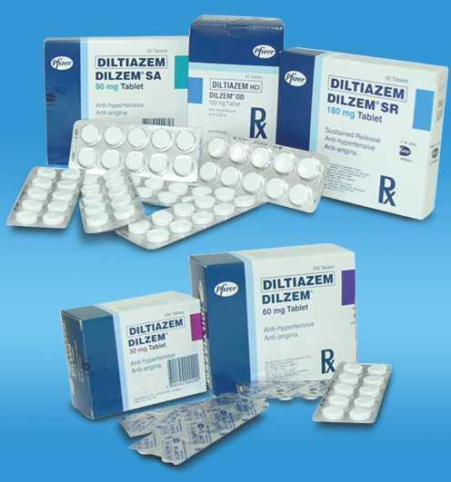 DILZEM-30 Diltiazem Tablet