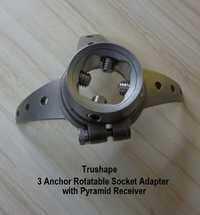 3 Anchor Socket Adapter