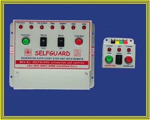Generator Auto Start Auto Stop Unit With Remote