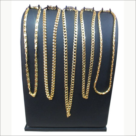 Elegent Gold Plated Chain