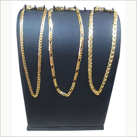 Artificial Gold Plated Chain