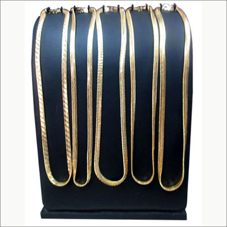 Artificial Gold Chain