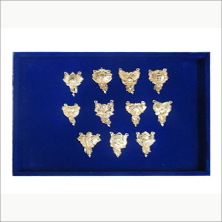 Gold Plated Ladies Pendants