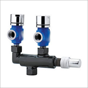 Dual Safety Valves