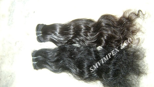 Machine Waft Indian Virgin Hair
