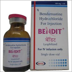 Bendamustine Hydrochloride Injection